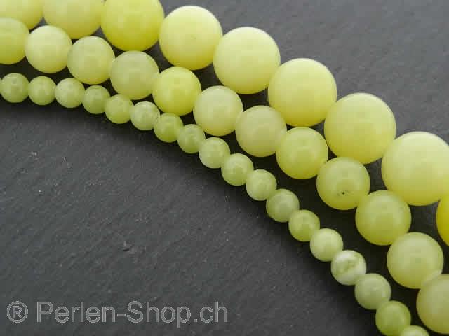 Jade hellrot Kugeln Perlen rund 4mm 1 Strang