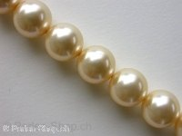 ON SALE Sw Cry Pearls 5810, light gold pearl, 10mm, 10 pc.